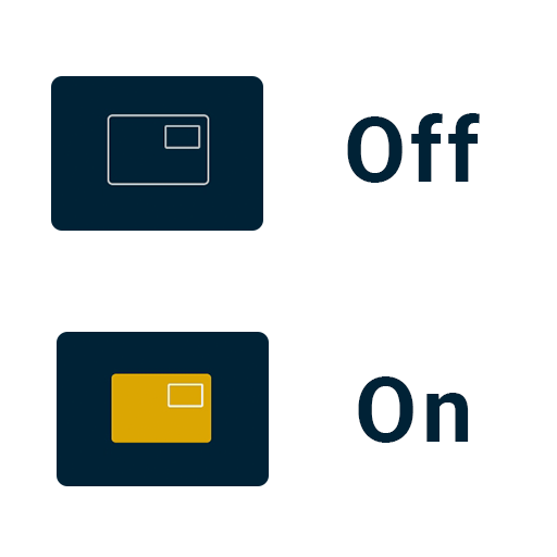 toggle floating window android