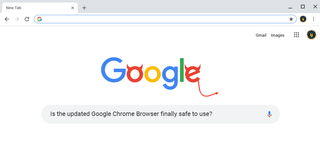 Is Google Chrome finally safe to use?