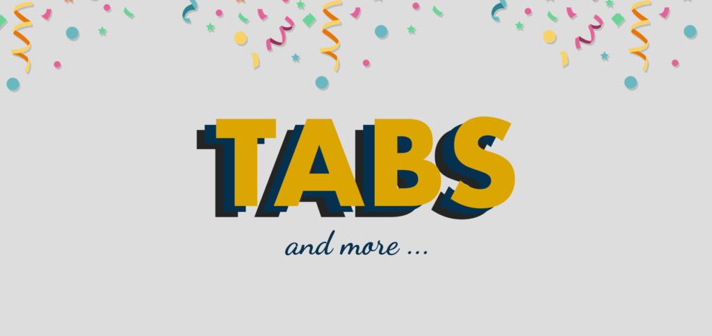 tab browsing using snap search